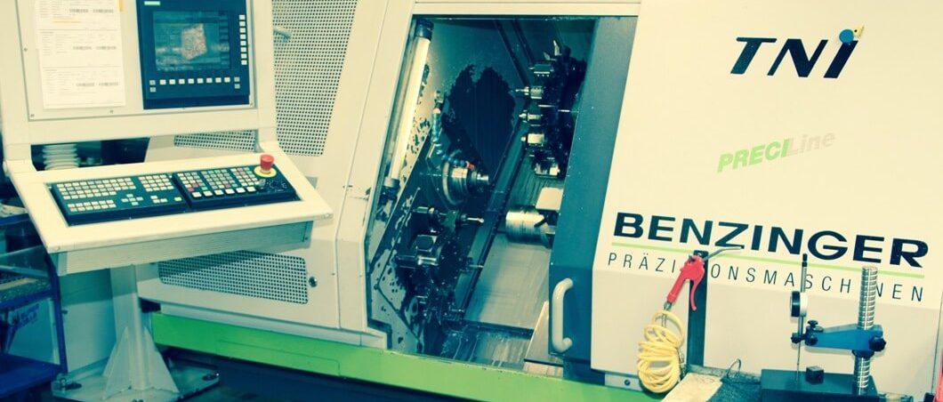 Drehmaschine Benzinger
